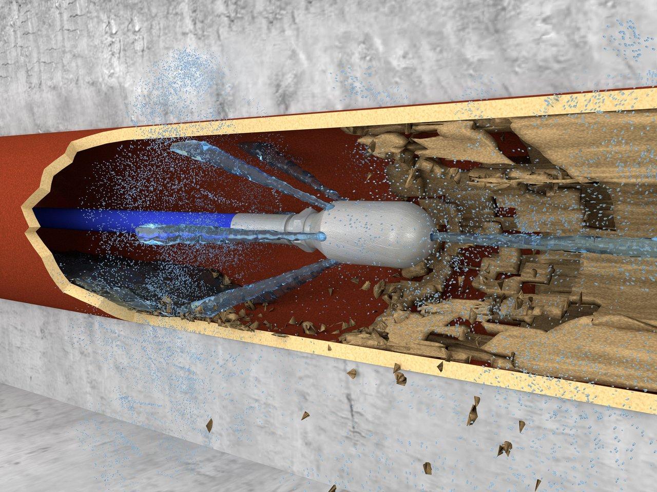 kanalreinigung pr fung von wasser und gasleitungen peter hamer gmbh. Black Bedroom Furniture Sets. Home Design Ideas